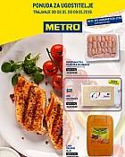Metro katalog Ugostitelji do 9.1.