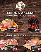 Pivac katalog Tjedna akcija do 31.1.