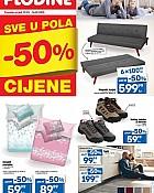Plodine katalog Sve u pola cijene do 16.1.
