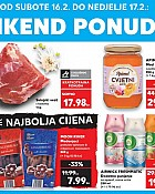 Kaufland vikend akcija do 17.2.