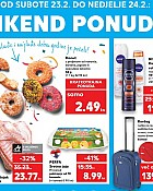 Kaufland vikend akcija do 24.2.
