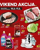 Konzum vikend akcija do 17.2.