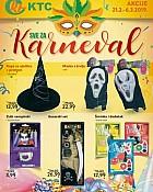 KTC katalog Karneval 2019