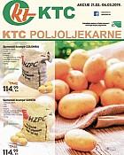 KTC katalog Poljoljekarne do 6.3.
