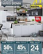 Lesnina katalog Kuhinje do 18.2.