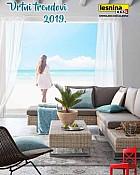 Lesnina katalog Vrtni trendovi 2019