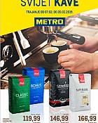 Metro katalog Svijet kave