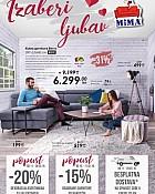Mima namještaj katalog veljača 2019