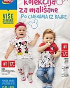 Pepco katalog Kolekcija za mališane