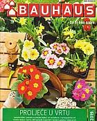 Bauhaus katalog Proljeće u vrtu 2019