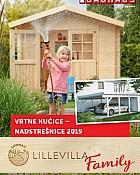Bauhaus katalog Vrtne kućice i nadstrešnice 2019