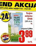 Interspar vikend akcija do 24.3.