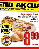 Interspar vikend akcija do 31.3.