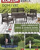Konzum katalog Dom i vrt