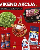 Konzum vikend akcija do 24.3.