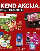 Konzum vikend akcija do 30.3.