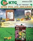 KTC katalog Poljoljekarne do 3.4.
