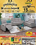 Lesnina katalog Osijek do 25.3.