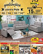 Lesnina katalog Pula do 25.3.