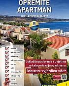 Metro katalog Opremite apartmane