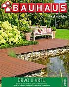 Bauhaus katalog Drvo u vrtu 2019