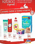 DM katalog Express travanj 2019