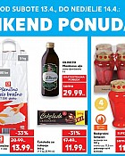Kaufland vikend akcija do 14.4.