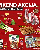 Konzum vikend akcija do 14.4.
