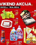 Konzum vikend akcija do 20.4.
