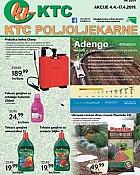 KTC katalog poljoljekarne do 17.4.
