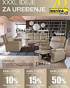 Lesnina katalog Osijek Ideje za uređenje