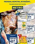 Metro katalog prehrana do 17.4.
