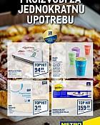 Metro katalog Proizvodi za jednokratnu upotrebu
