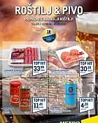 Metro katalog Roštilj i pivo