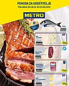 Metro katalog Ugostitelji do 1.5.