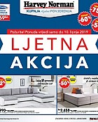 Harvey Norman katalog Ljetna akcija do 10.6.