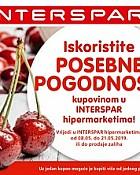 Interspar kuponi prehrana svibanj 2019