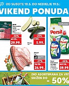 Kaufland vikend akcija do 19.5.