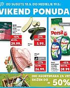 Kaufland vikend akcija do 19.5.