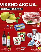 Konzum vikend akcija do 19.5.