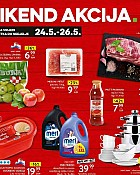 Konzum vikend akcija do 26.5.