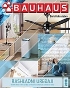 Bauhaus katalog Rashladni uređaji 2019