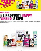 Bipa vikend akcija do 22.6.