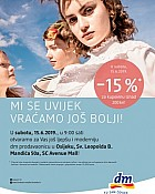 DM katalog Osijek Avenue Mall