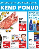 Kaufland vikend akcija do 16.6.
