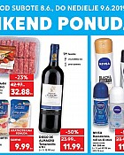 Kaufland vikend akcija do 9.6.