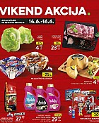 Konzum vikend akcija do 16.6.