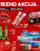 Konzum vikend akcija do 23.6.