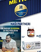 Metro katalog Partneri prehrana do 26.6.
