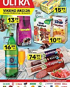 Ultra Gros vikend akcija do 30.6.